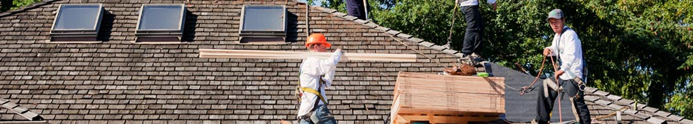 Roofing Services and Work